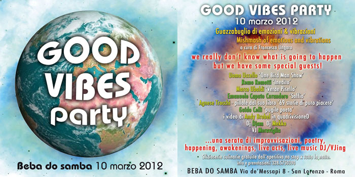 Good Vibes Party